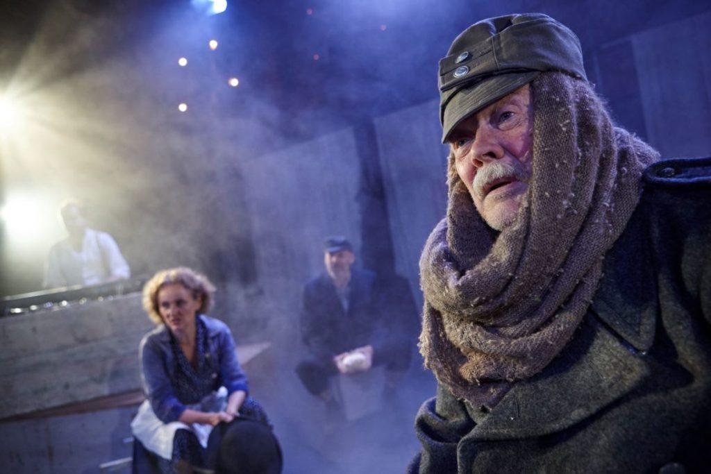 Svejk i anden verdenskrig teatret møllen