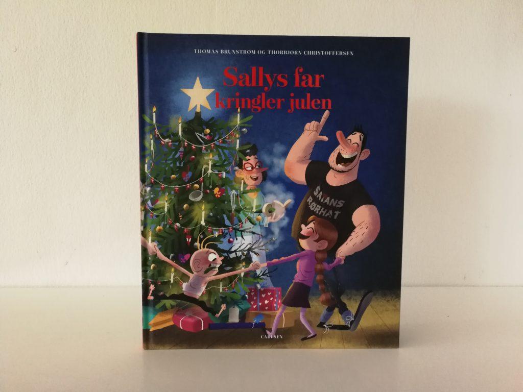 julelæsning højtlæsning gode julehistorier til børn
