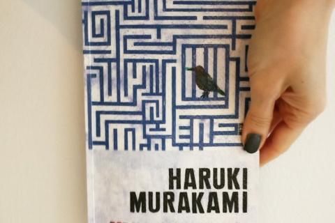 haruki murakami det mystiske bibliotek anmeldelse anbefaling klim