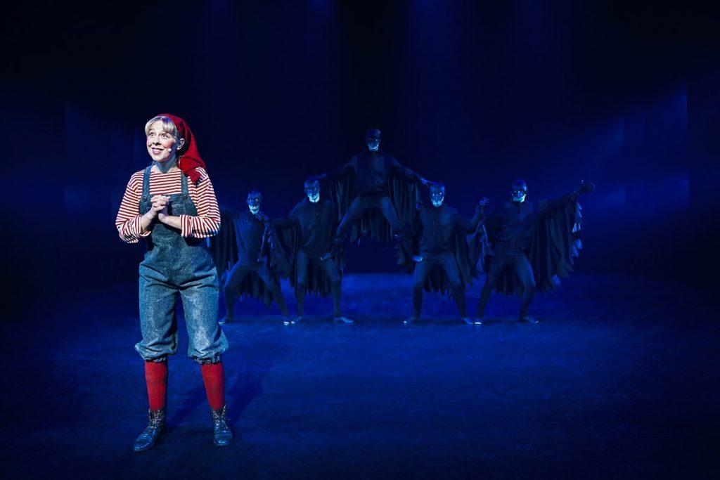 pagten aarhus teater julekalender børneteater anmeldelse
