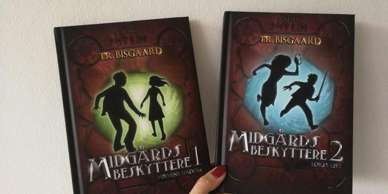 midgårds beskyttere børnebog fantasy