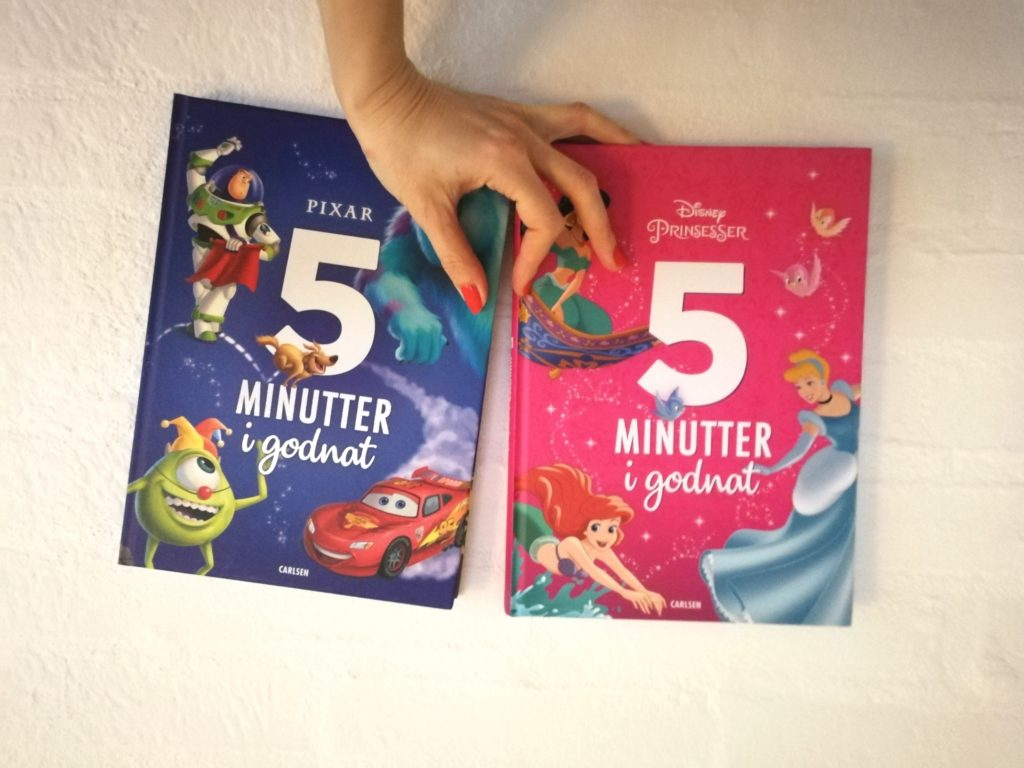 disney-historier højtlæsning børnebog