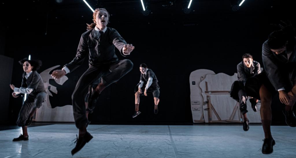 nattergalen dansk danseteater anmeldelse kulturmor