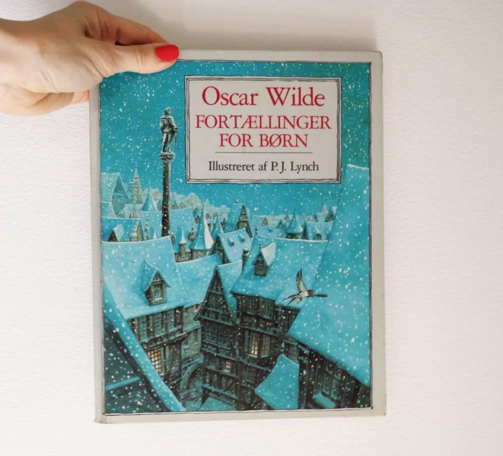 oscar wilde noveller fortællinger for børn børnebog kulturmor
