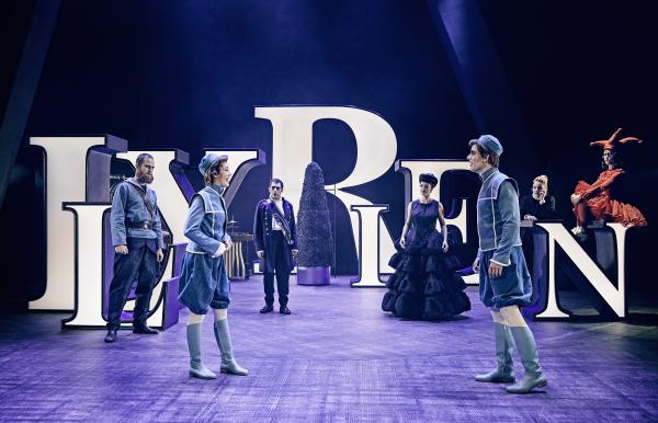 helligtrekongersaften shakespeare odense teater anmeldelse information