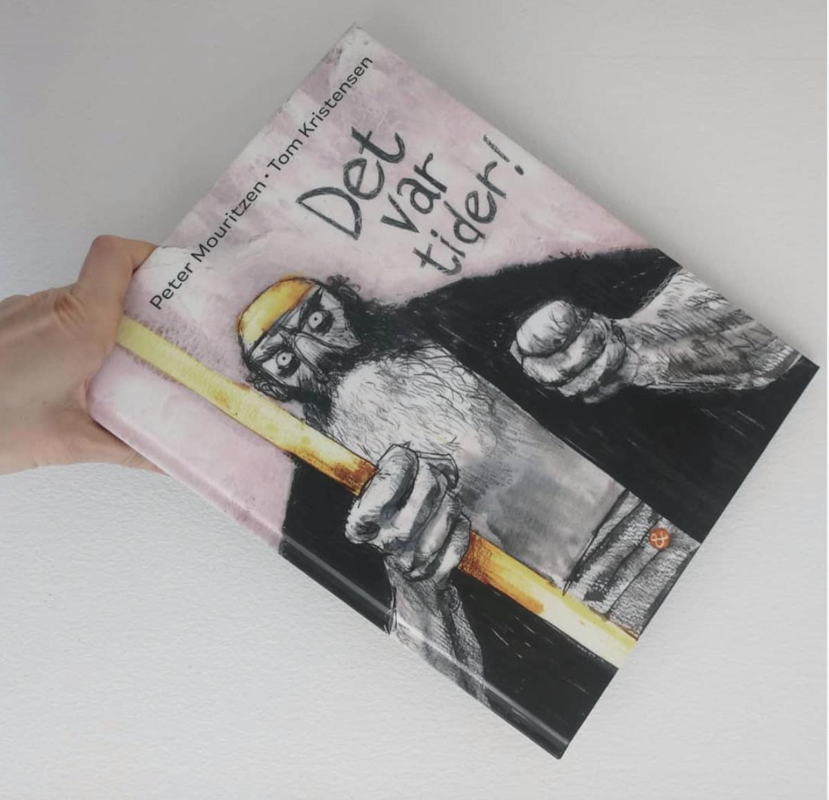 Det var tider! peter mouritzen børnebog højtlæsning jensen & dalgaard kulturmor