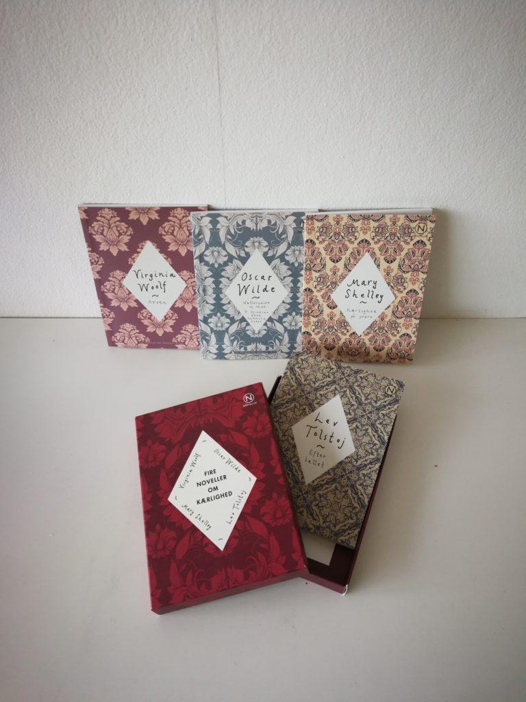 Noveller novellix læsning boganbefaling boganmeldelse