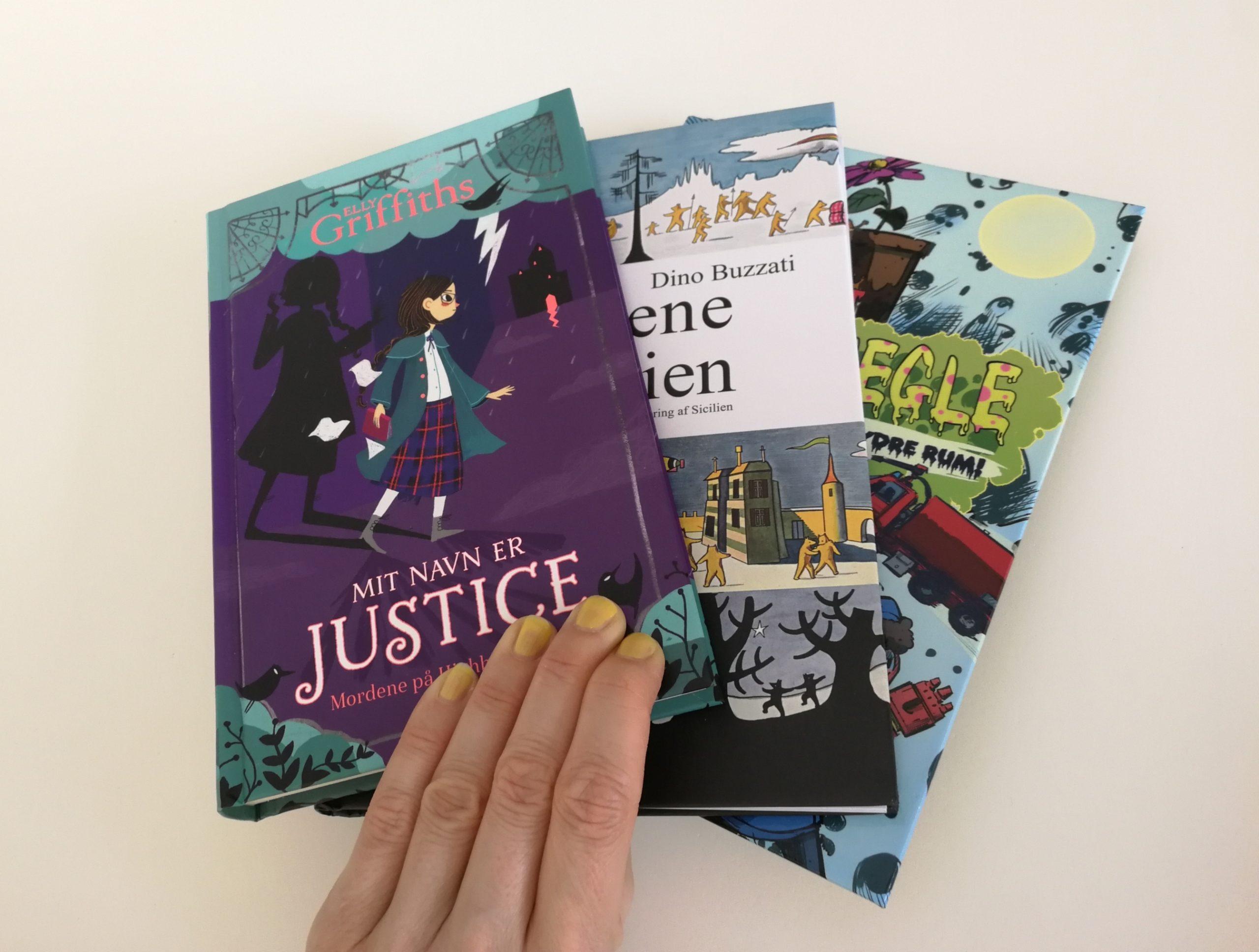 læsning højtlæsning børnebog læseglæde kulturmor anmeldelse