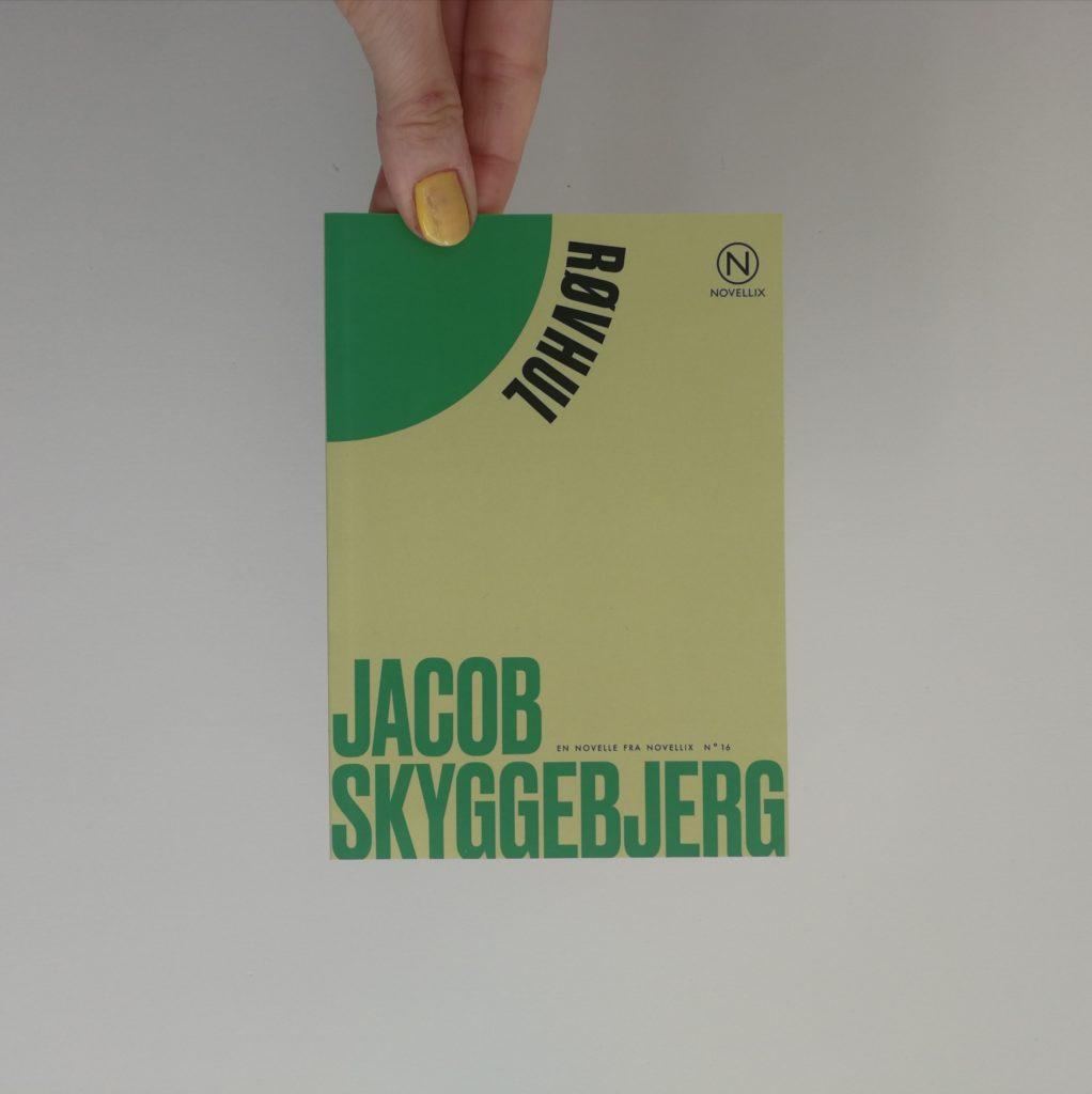 danske noveller novellix røvhul jacob skyggebjerg anmeldelse