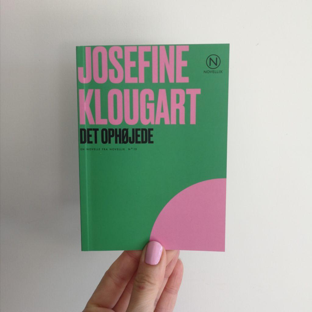 danske noveller novellix josefine klougart kulturmor