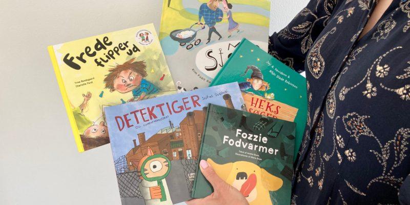Højtlæsningshygge højtlæsning børnebog anbefaling fupz anmeldelse kulturmor