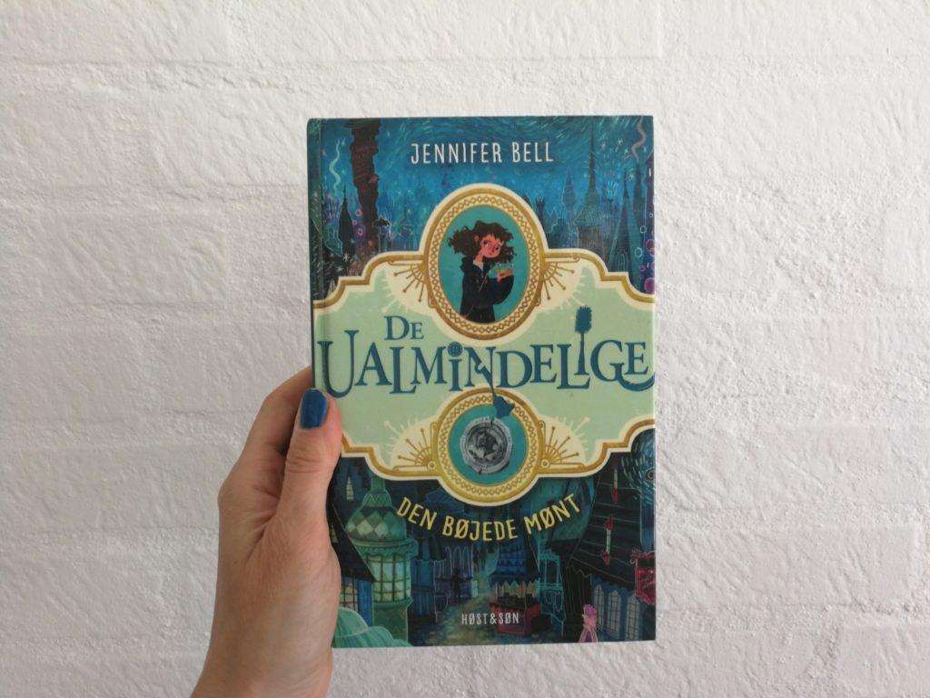 De ualmindelige jennifer bell højtlæsning børnebog fantasy kulturmor