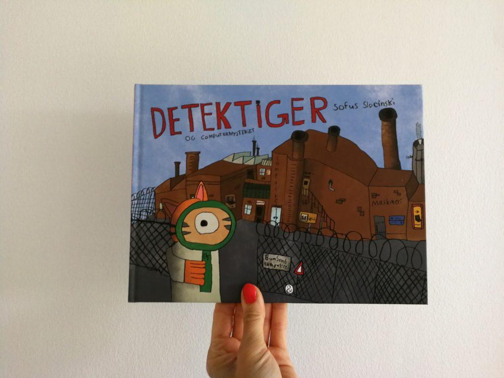 detektiger billedbog Højtlæsningshygge højtlæsning børnebog anbefaling