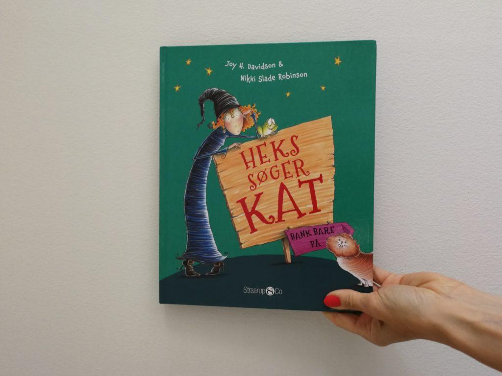 heks søger kat billedbog Højtlæsningshygge højtlæsning børnebog anbefaling