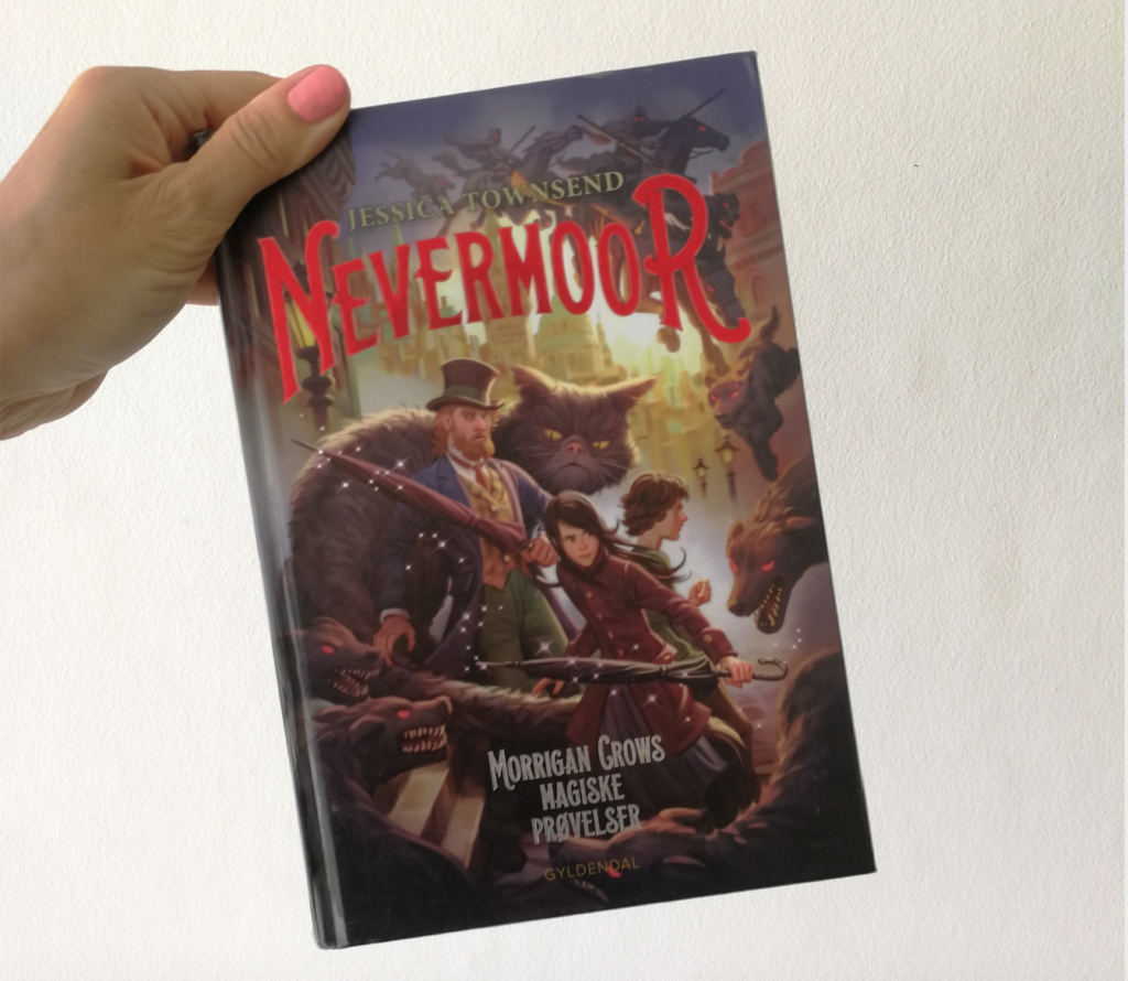 nevermoor jessica townsend højtlæsning børnebog fantasy kulturmor