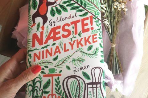 Næste! Nina Lykke boganmeldelse kulturmor gyldendal