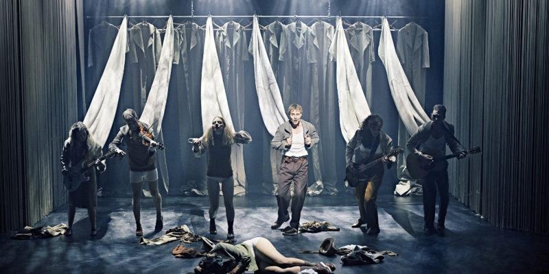 teaterkoncert cv jørgensen aarhus teater anmeldelse information
