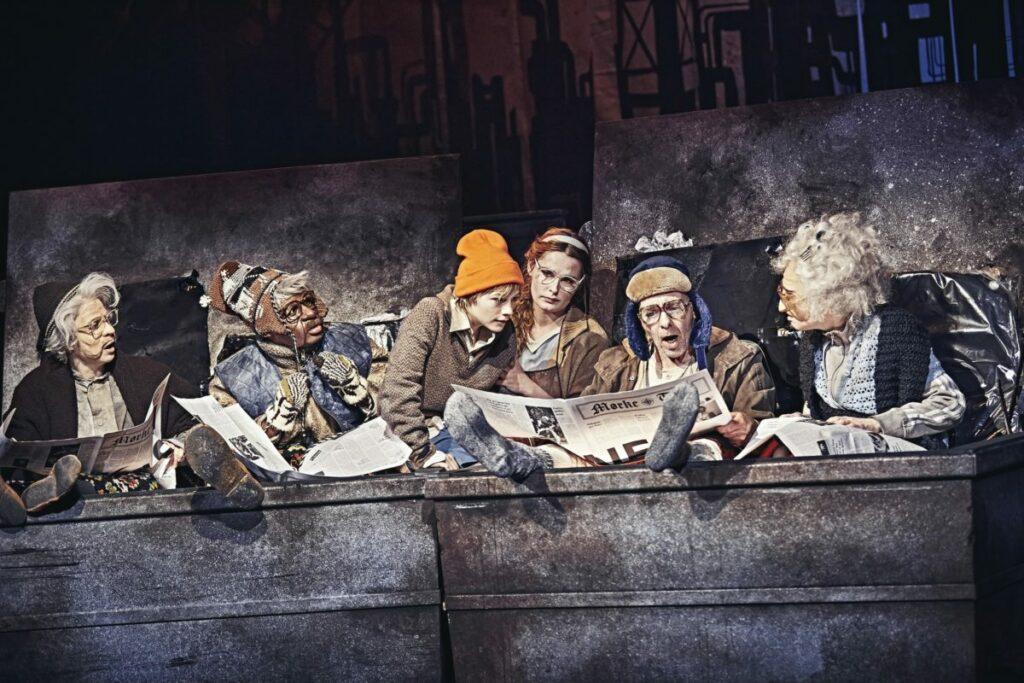 charlie og chokoladefabrikken aarhus teater