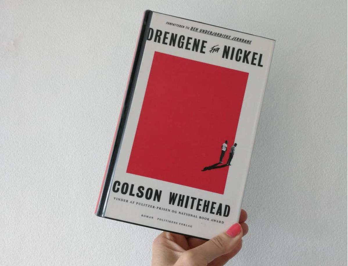 colson whitehead drengene fra nickel roman
