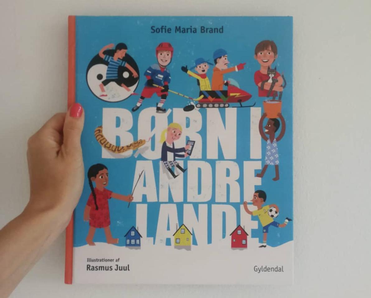 Sofie Maria Brand Børn i andre lande gyldendal