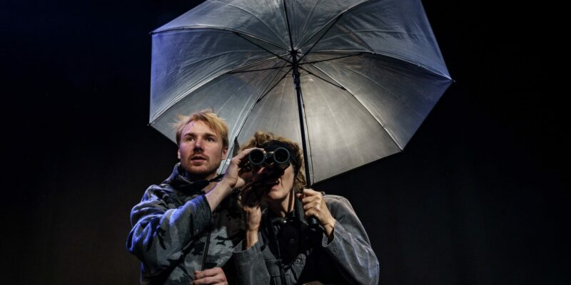 Over Vadehavet, Teatret. Foto: Per Pedersen