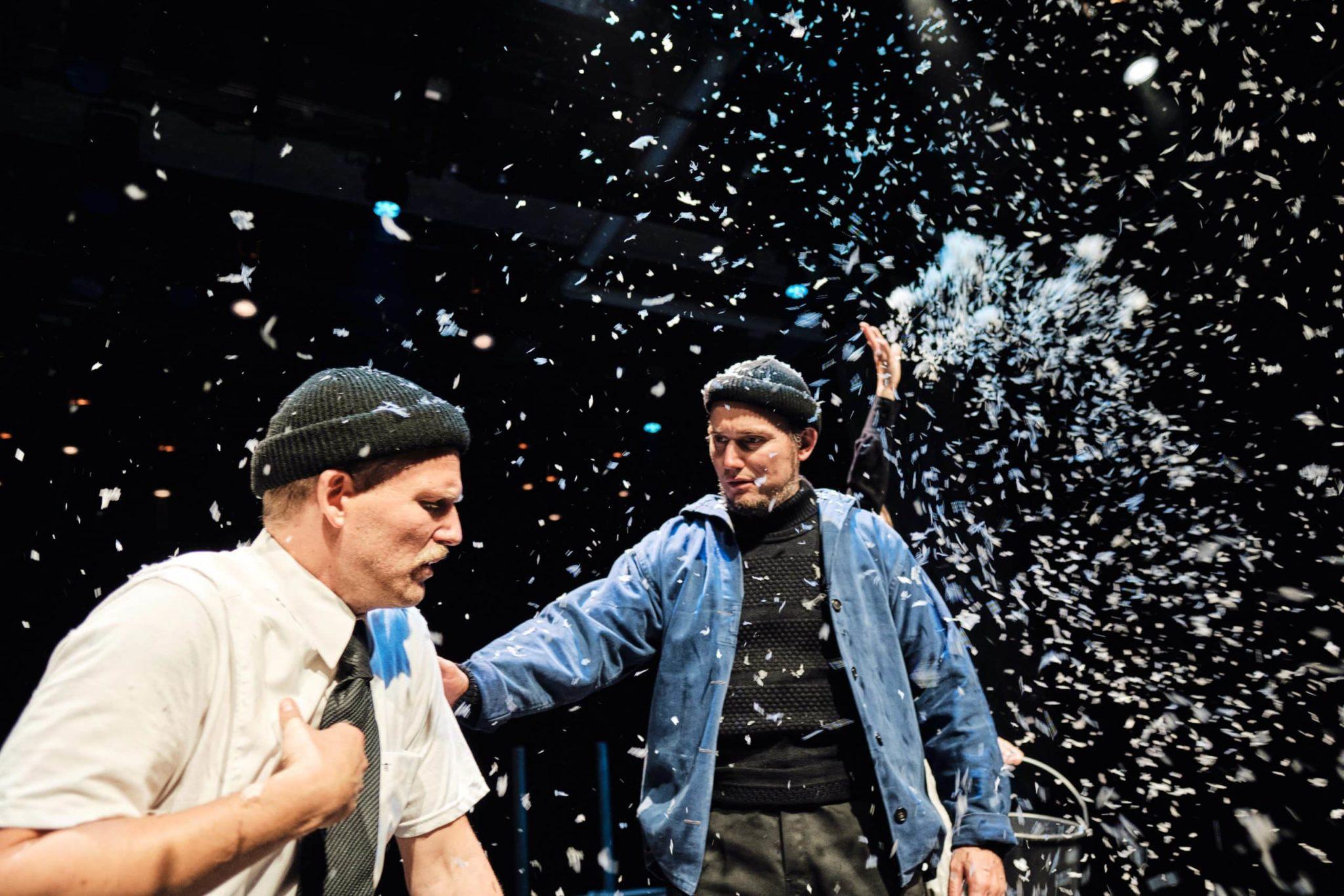 Fiskerne, Teater Nordkraft. Foto: Martin Høyer Poulsen