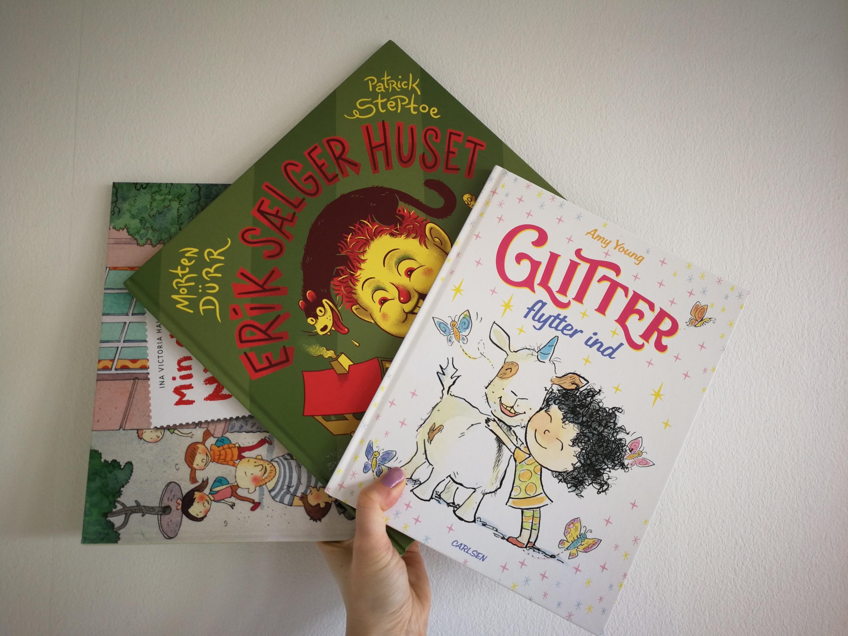 højtlæsning børnebøger førskole børnehavebørn kulturmor