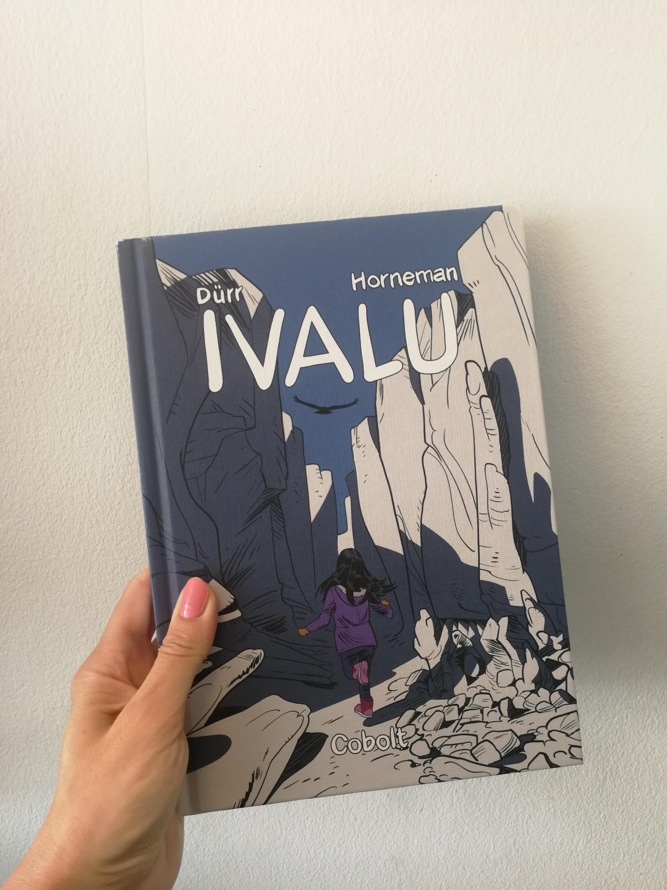 ivalu graphic novel cobolt