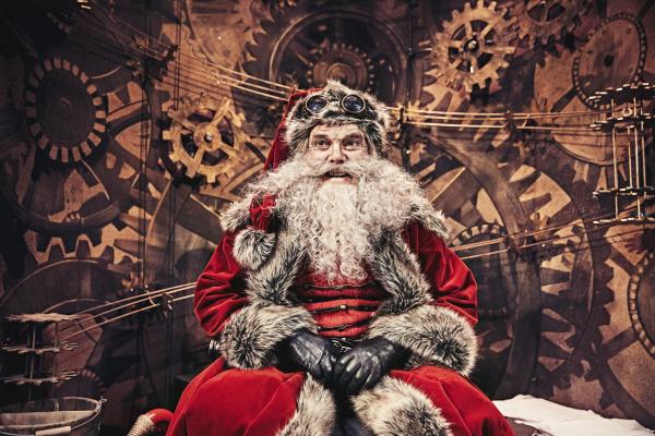 Snefald odense teater børneteater jul anmeldelse