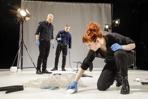 the soul catcher kassandra production NPD teater kulturmor