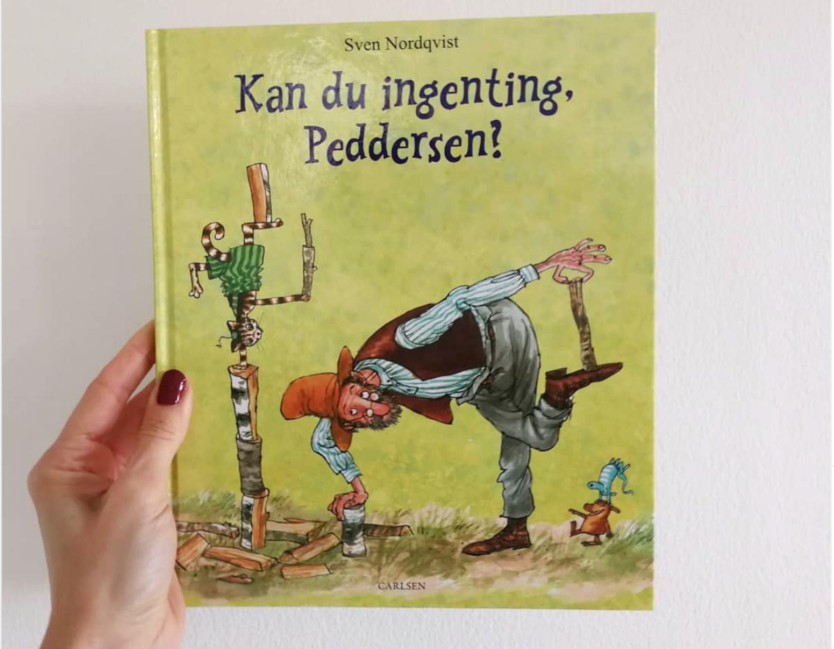 sven nordqvist peddersen og findus carlsen kulturmor anmeldelse
