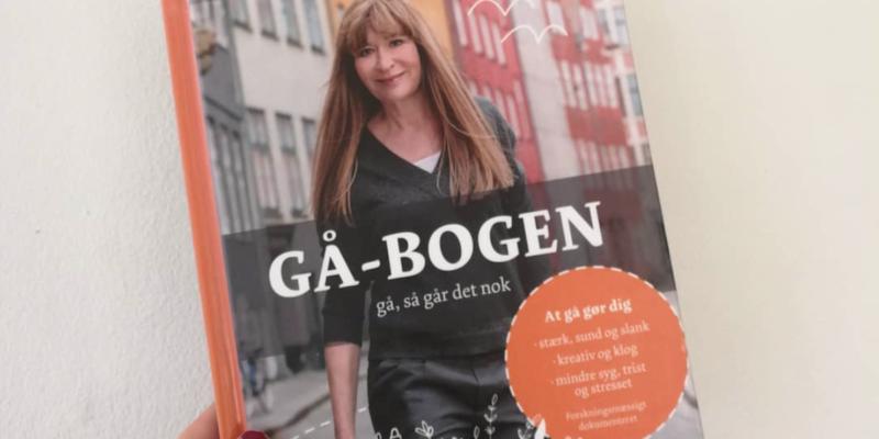 gå-bogen bente klarlund pedersen gyldendal anmeldelse kulturmor
