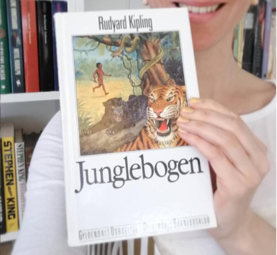 Junglebogen kipling klassiker boganbefaling kulturmor