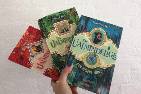 fantasy til børn De ualmindelige jennifer bell højtlæsning børnebog fantasy kulturmor