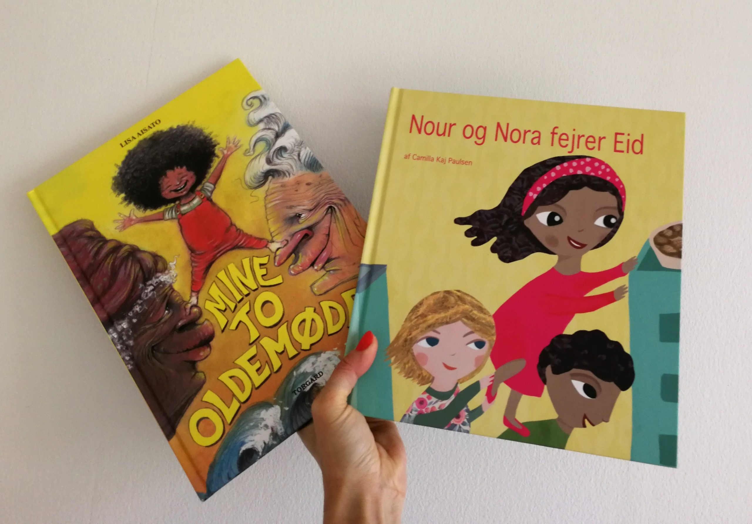 kulturelle forskelligheder børnebog højtlæsning