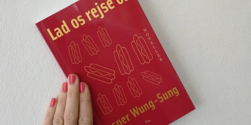 jesper jung sung lad os rejse os noveller