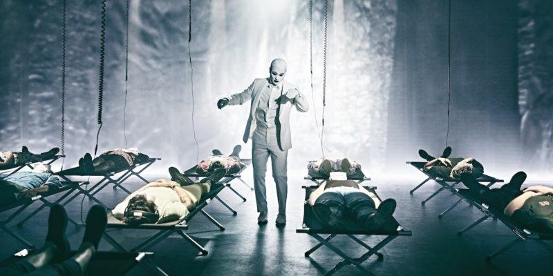 En fortælling om blindhed aarhus teater anmeldelse iscene kulturmor