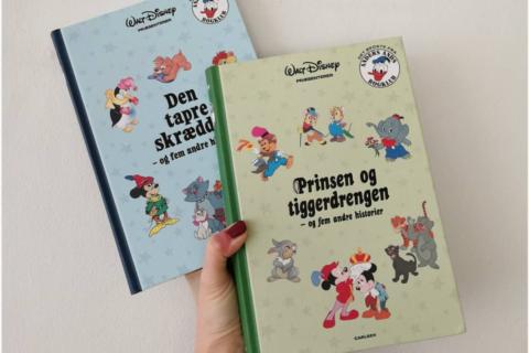 disney-historier anders ands bogklub