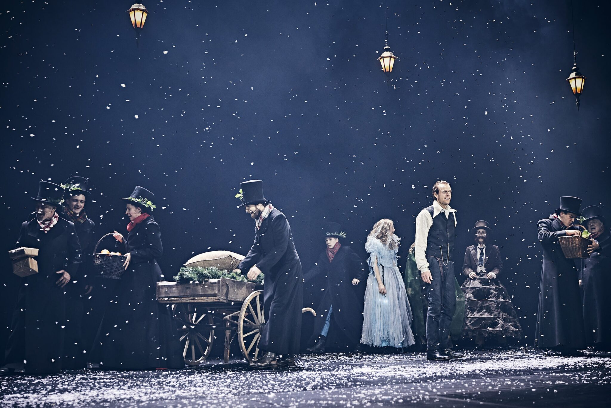 et juleeventyr aarhus teater