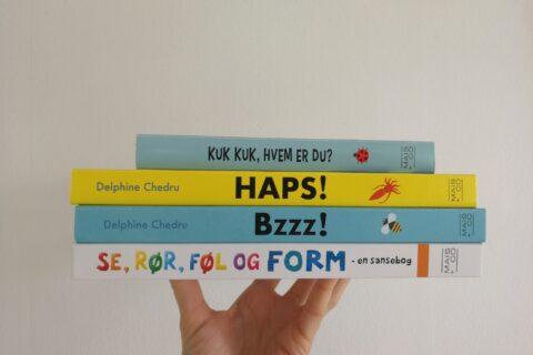 følebøger babybøger
