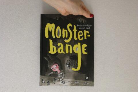 monsterbange billedbog børnebog