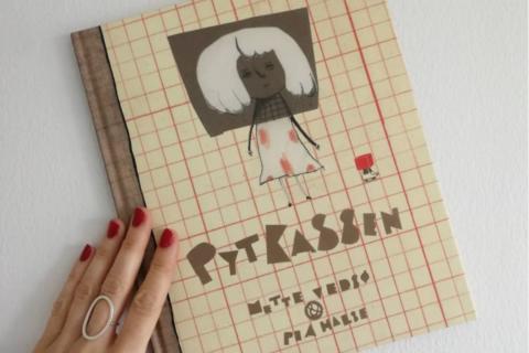 pytkassenbilledbog børnebog højtlæsning