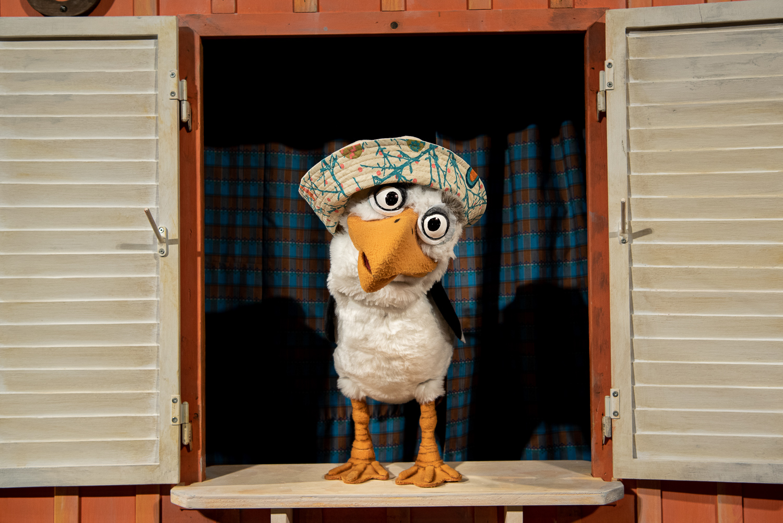 hattemågen randers teater børneteater