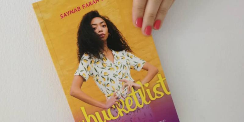 Saynab Farah Dahir #bucketlist gyldendal